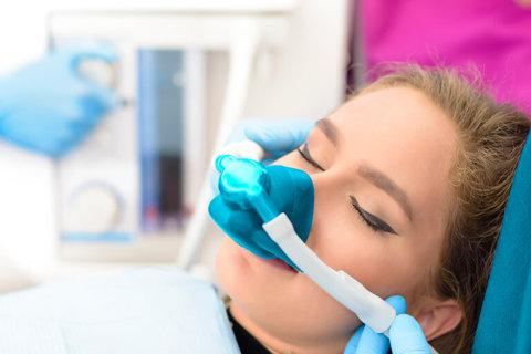 sedación consciente en la clínica del dentista