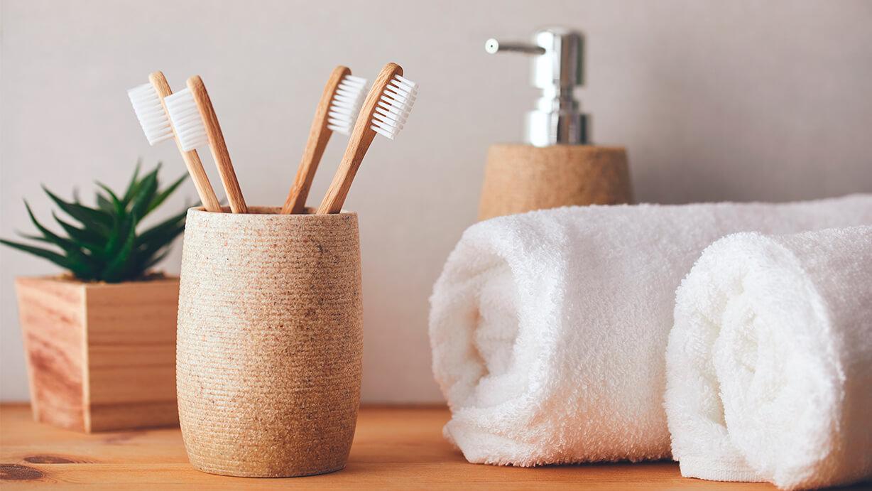 ¿Cómo desinfectar un cepillo de dientes?